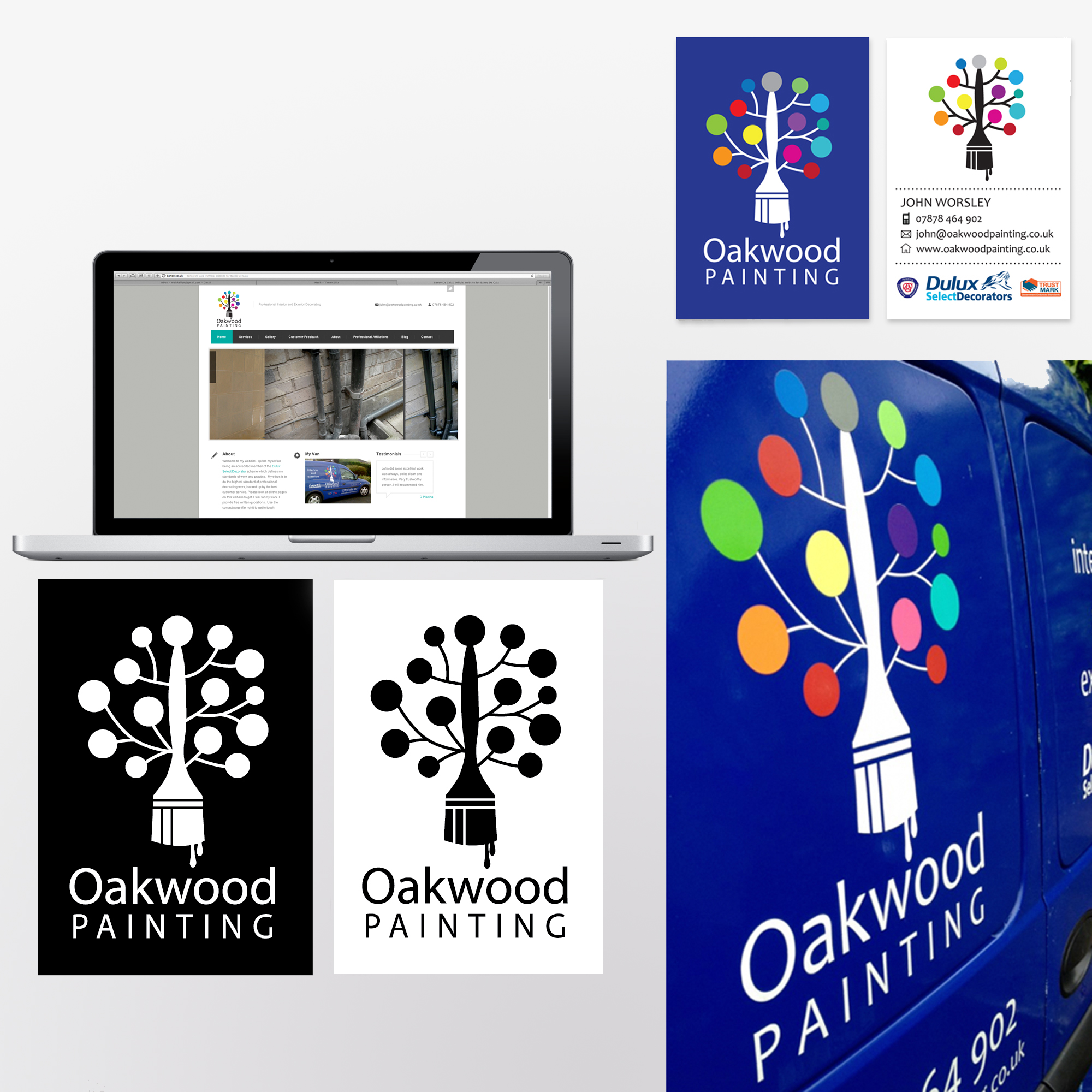 Oakwood Painting Web2