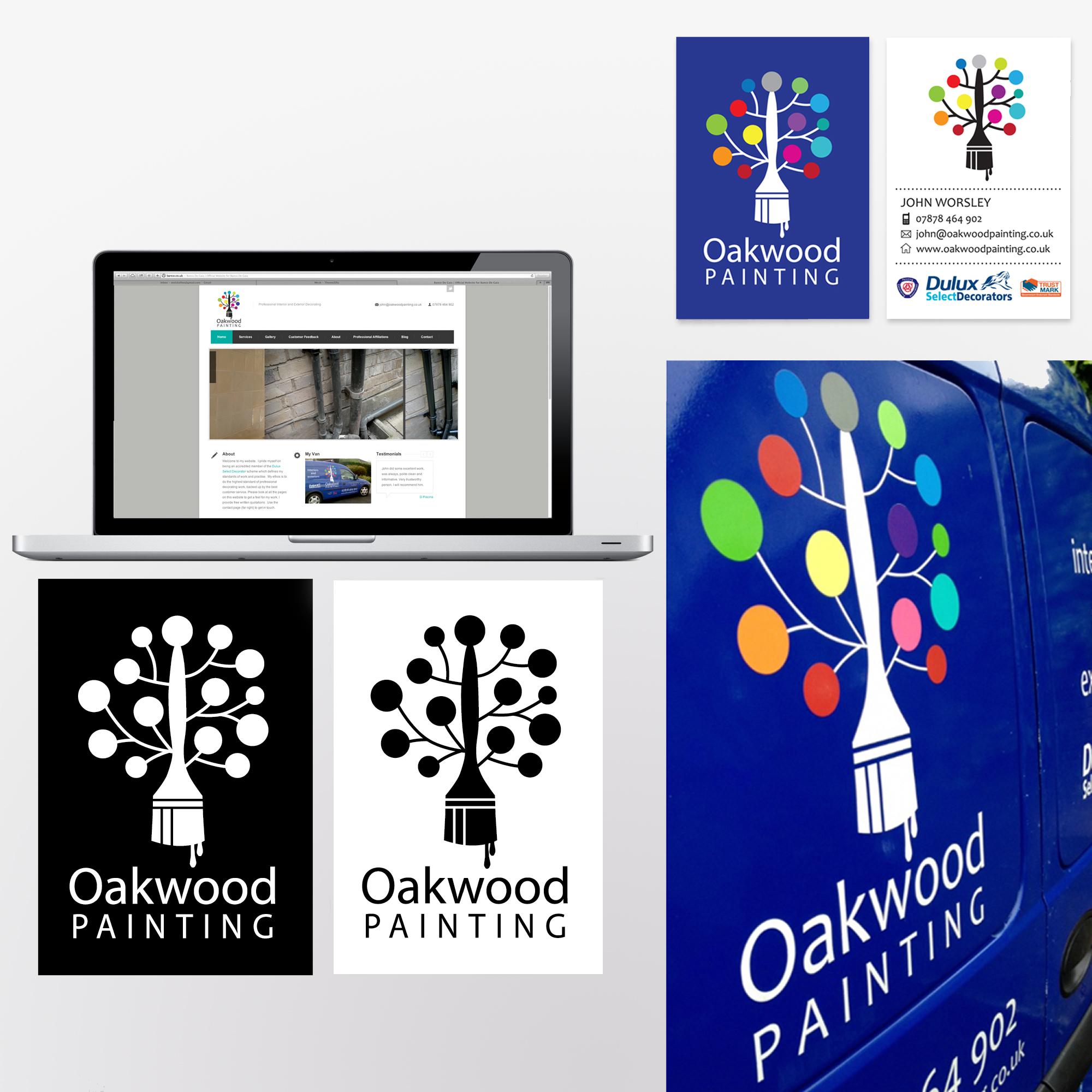 Oakwood Painting Web2